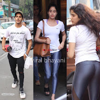Jhanvi kapoor with her Hero ~  Exclusive Galleries 009.jpg