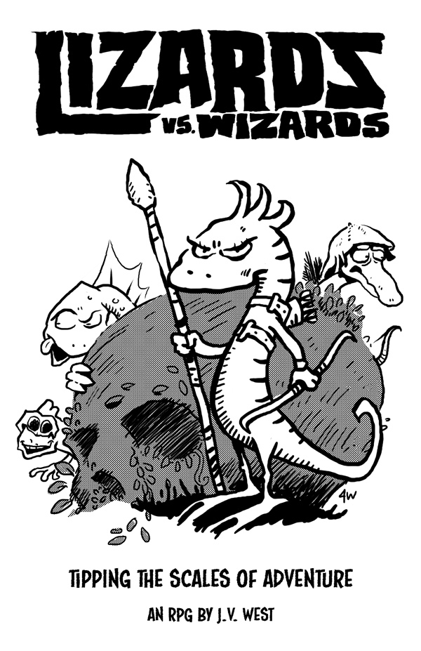Lizards vs. Wizards