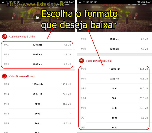 Videoder 11.2.3 Apk - Baixe videos e músicas do Youtube
