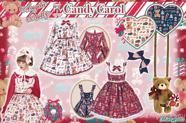 Angelic Pretty Candy Carol
