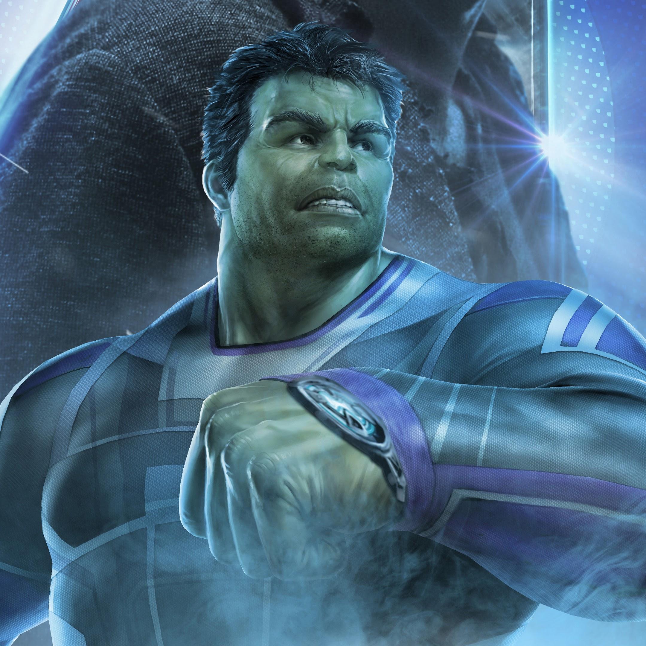 Avengers Endgame Hulk 4k 20 Wallpaper