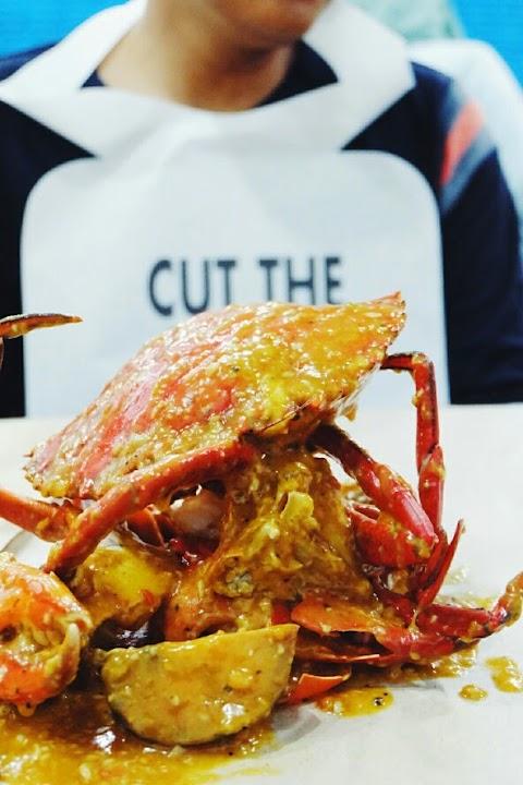 Makan Ala Barbar di Cut The Crab