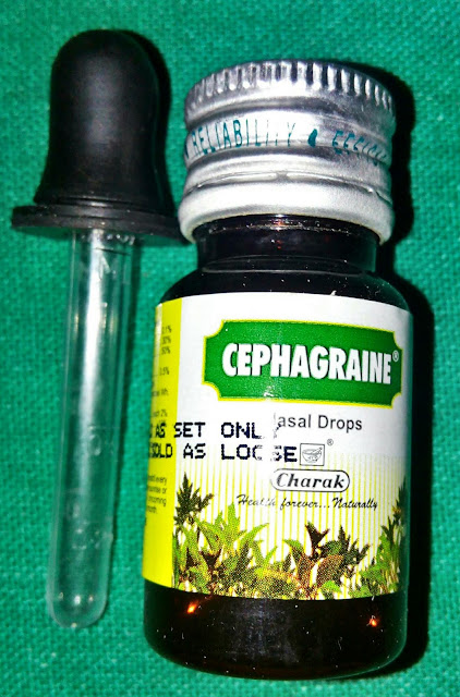 Cephagraine Drops of Charak Pharma