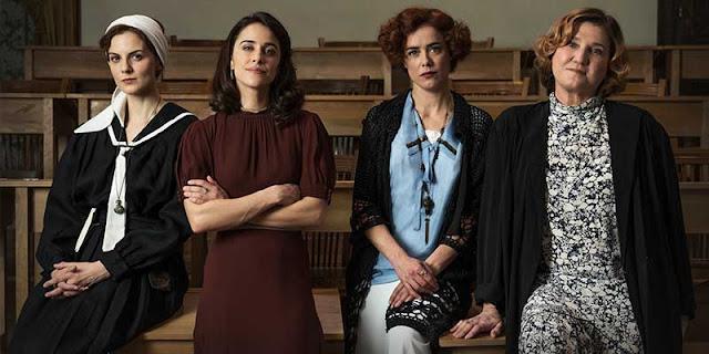 La Otra Mirada, Crítica, Segunda temporada, profesoras