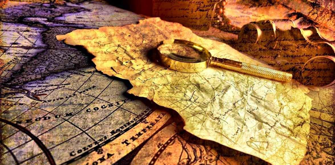 Cartografia terrestre y mapas