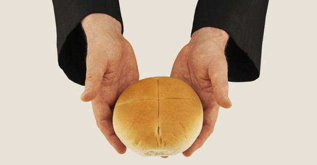 Pane di Sant'Antonio: ottienilo gratis