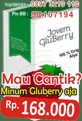gluberry drink kulit jadi halus, harga gluberry herbal untuk menghambat penuaan, harga gluberry mengandung protein untuk anti aging, gluberry aman untuk berat badan lebih ideal