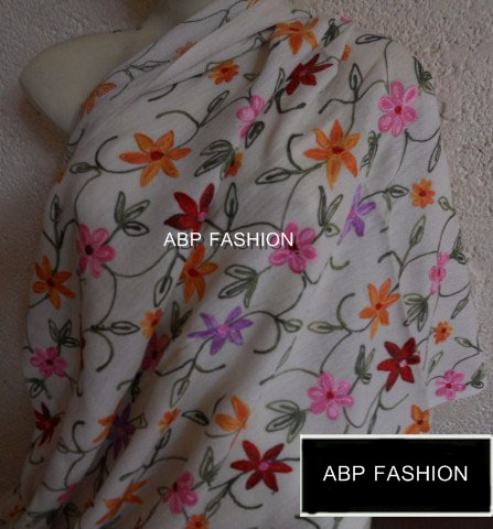 firstlook of kashmiri shawls on ABP fashion ~ ABP fashion
