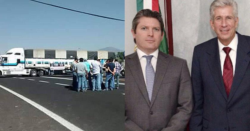 SCT revoca permisos a transportistas que protestaron por gasolinazo