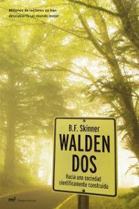 portada del libro Walden Dos de BF Skinner