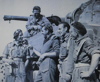 1st Polish Armoured Division Aug 1944 (Sherman Tank)