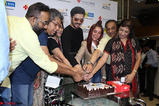 Piaa Bajpai launches TB Awareness Campaign with Darshan Kumaar 12.JPG