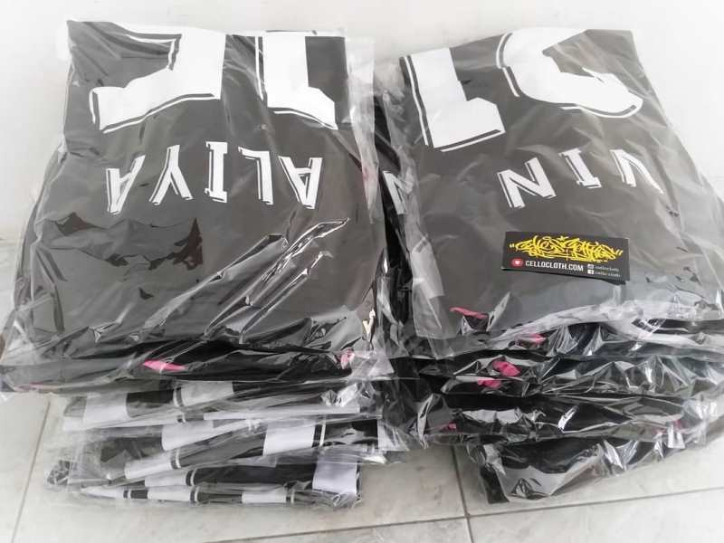 Bikin Jersey Full Printing