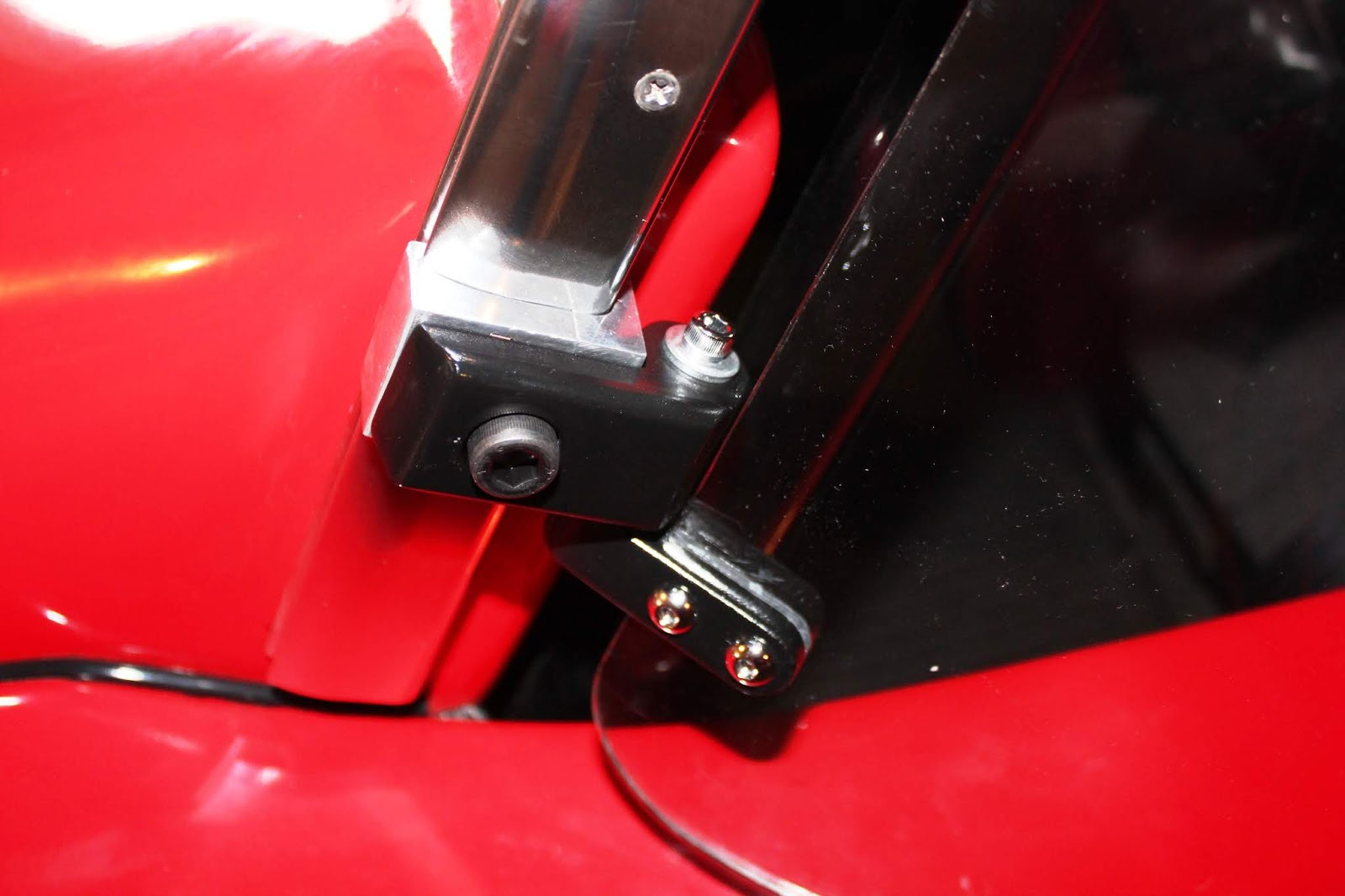 The Tinkers Workshop: Dune Buggy Wind Deflectors Project Is