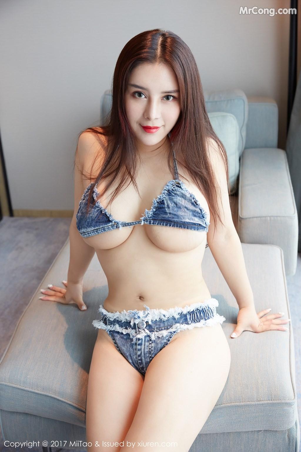 Image MiiTao-Vol.082-Xue-Qian-Xun-MrCong.com-001 in post MiiTao Vol.082: Người mẫu Xue Qian Xun (雪千寻) (51 ảnh)