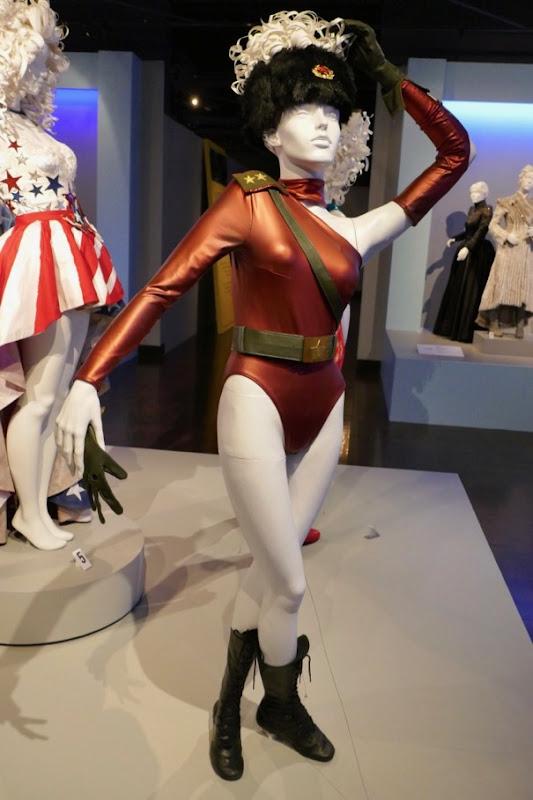 Alison Brie GLOW season 1 Zoya wrestling costume