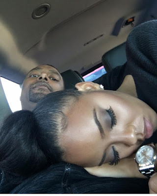 Angela Simmons shares photos of good times and statement on Murdered ex Fiance Sutton Tennyson