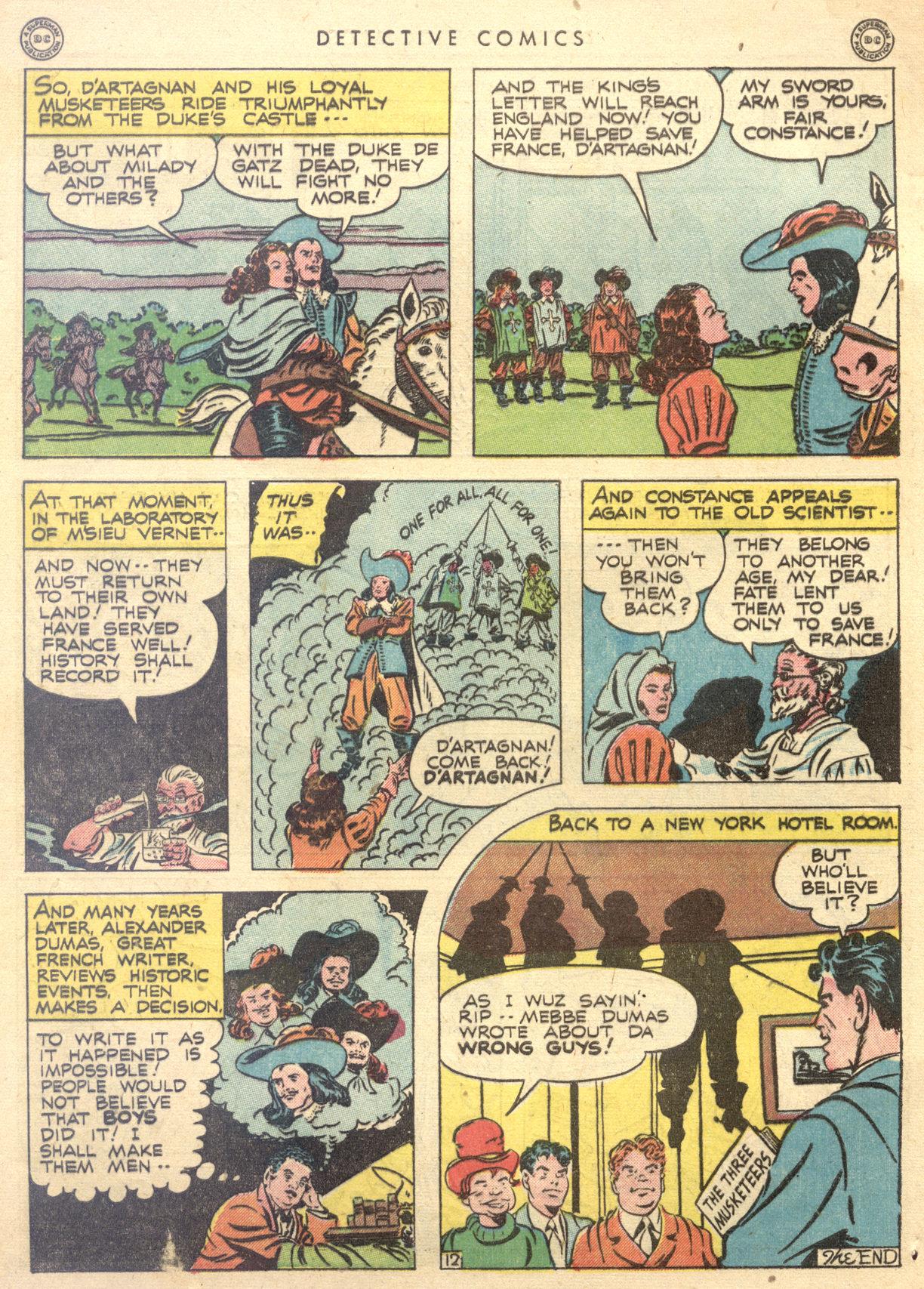 Read online Detective Comics (1937) comic -  Issue #122 - 48