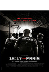 The 15:17 to Paris (2018) BRRip 1080p Latino AC3 5.1 / ingles AC3 5.1