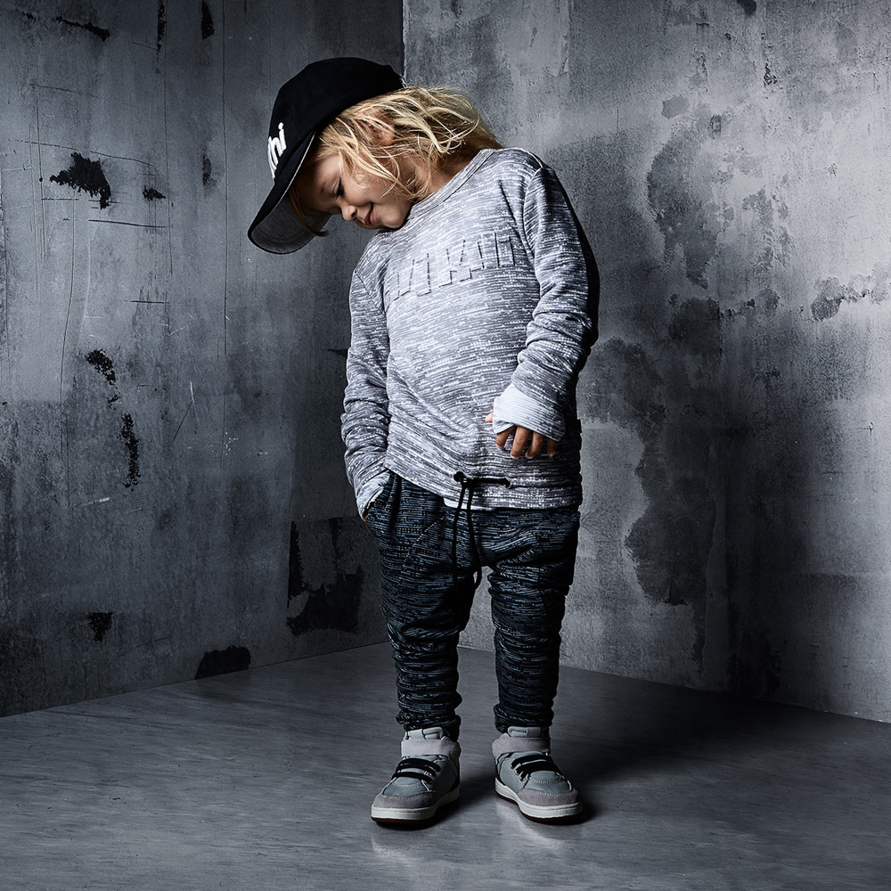 Chi Khi AW16 - Cool kids clothes - textured