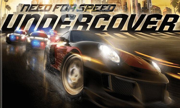 تحميل لعبة Need For Speed Undercover للكمبيوتر مضغوطة بحجم صغير
