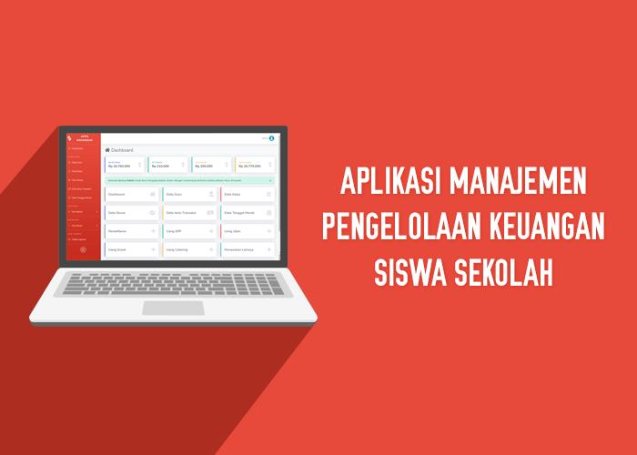 Aplikasi Manajemen Pengelolaan Keuangan Siswa Sekolah
