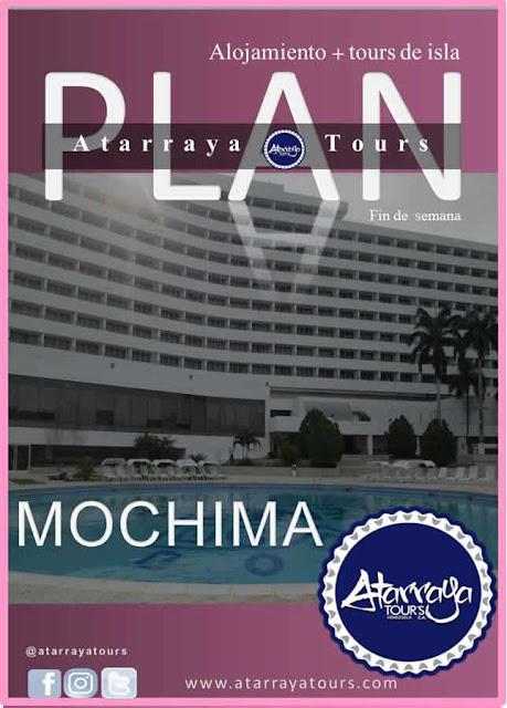 Plan fin de semana Mochima Hotel paradice