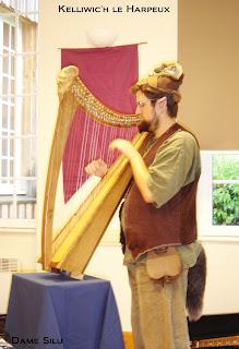 Kellwic'h le Harpeux