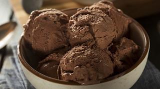 Cara Membuat Es Krim Coklat
