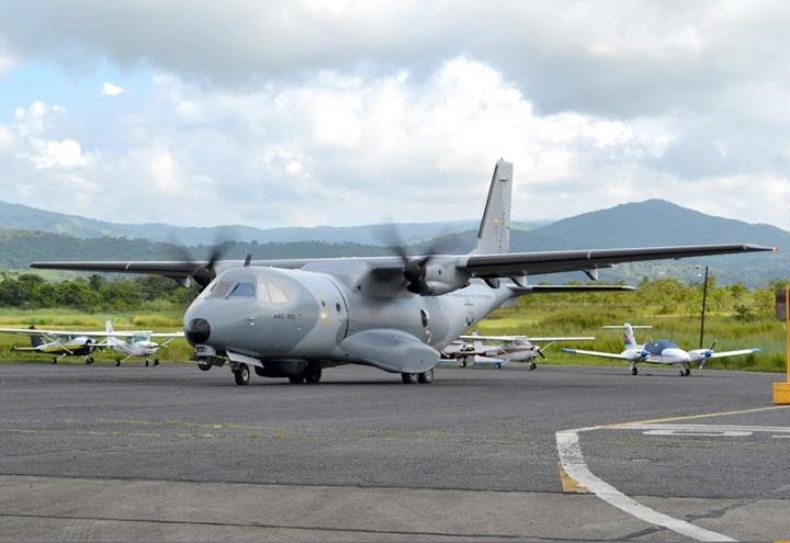 Mengenal CN 235-220, Pesawat Canggih Buatan Indonesia