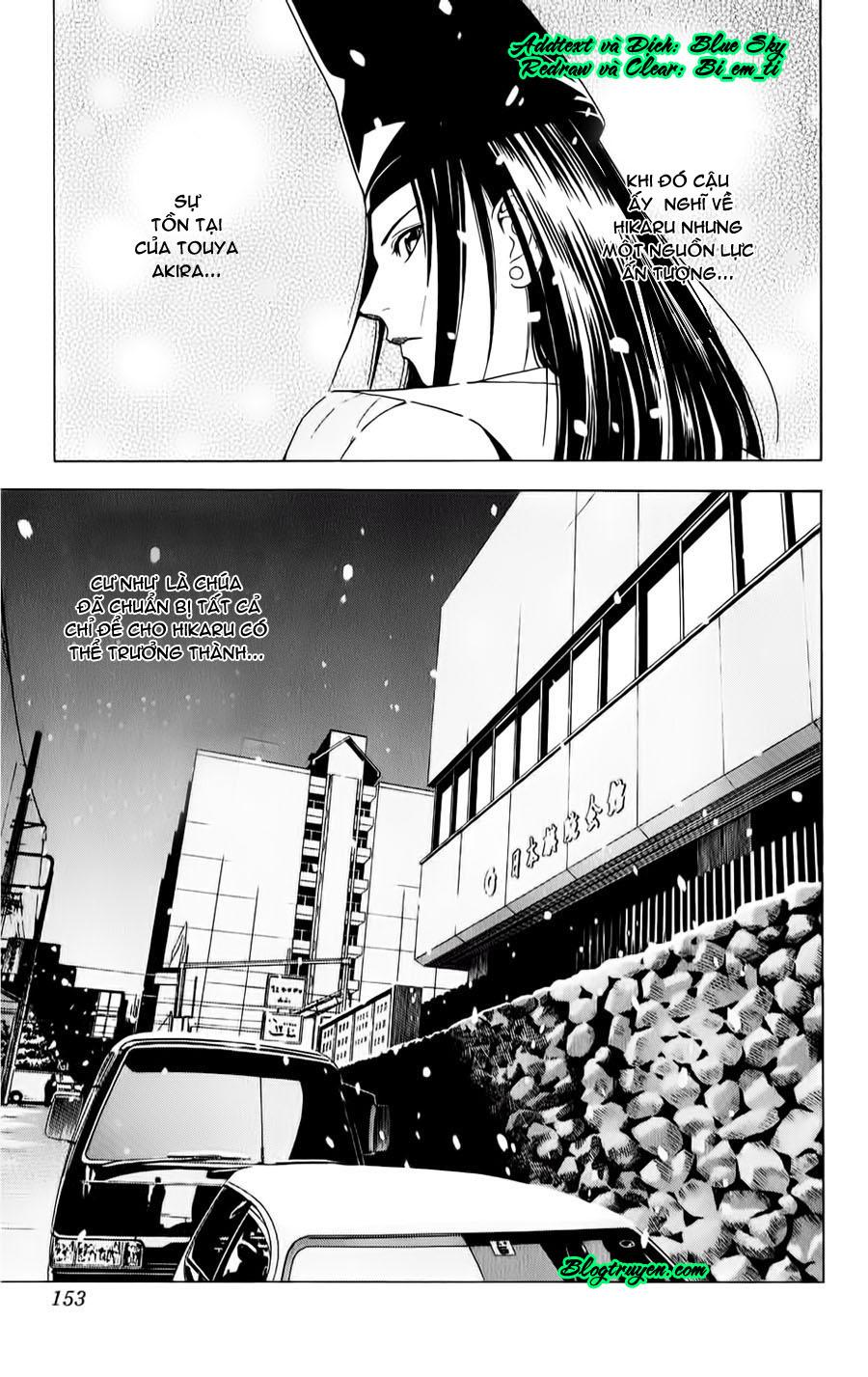 Hikaru No Go hikaru no go chap 50 trang 18