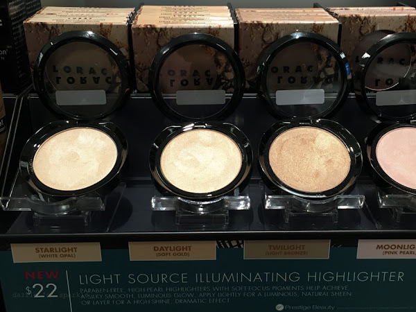 LORAC Light Source Illuminating Highlighter (Swatches)