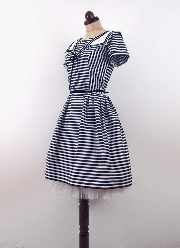 c7393055164 Alexandra King - Vintage Inspired Clothing.   Sailor Stripes and ...