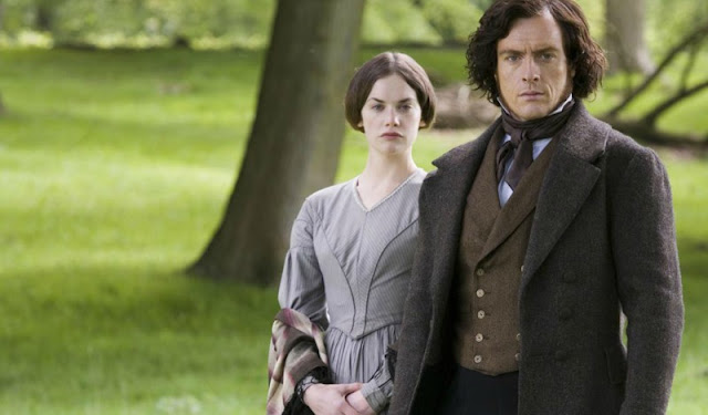 'Jane Eyre' (2006): A Gothic Masterpiece of a Romance. A review of the BBC/ITV version of the Bonte classic with Toby Stephens. © Rissi JC