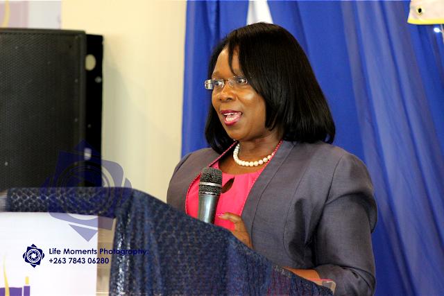 About Dr Zie Musamirapamwe