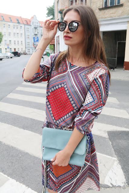 sukienka boho, Novamoda boho style, streetstyle, street style, Bajaga, novamoda style, blog po 30-ce, kobiety, styl życia, moda, blog modowy, styl, w jej stylu