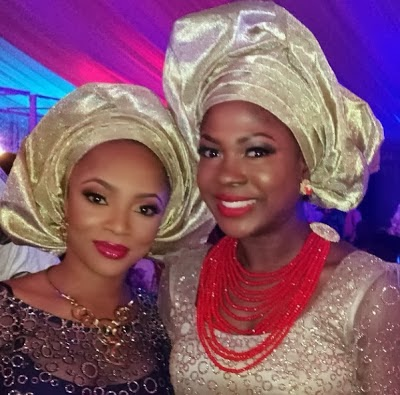 p+1a Photos from Peter Okoye and Lola Omotayos traditional wedding
