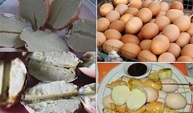 สูตรวิธีทำไข่ปิ้งทรงเครื่องสูตรเนื้อแน่นไม่เละ ทำขายรายได้ดีมากๆ