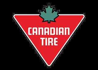 Canadian Tire Logo Vector