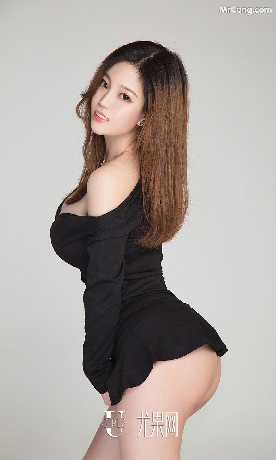 Image UGIRLS-Ai-You-Wu-App-No.1286-Meng-Shi-Duo-MrCong.com-006 in post UGIRLS – Ai You Wu App No.1286: Người mẫu Meng Shi Duo (孟十朵) (35 ảnh)