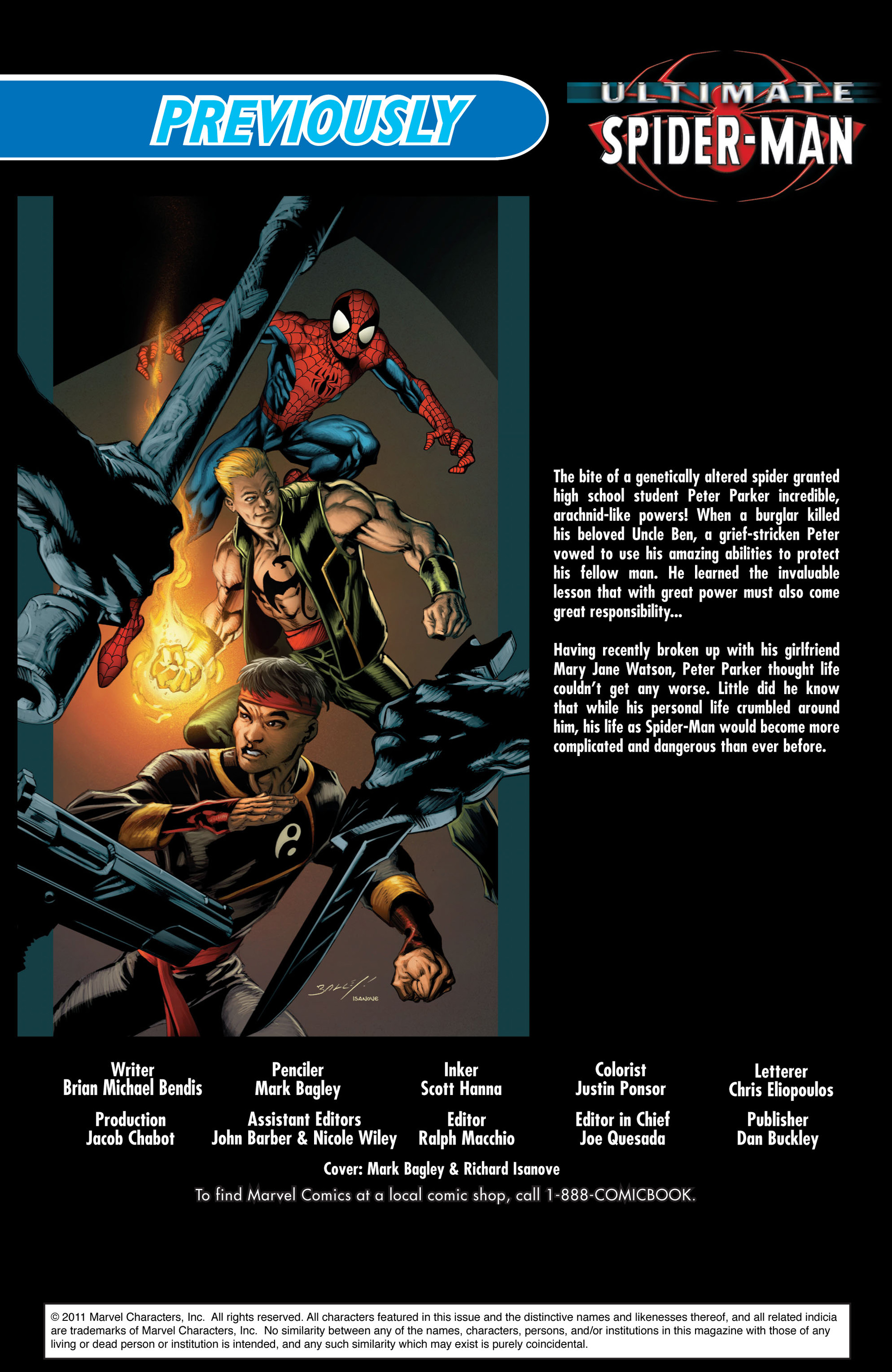 Read online Ultimate Spider-Man (2000) comic -  Issue #86 - 2
