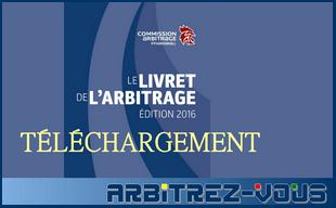 """Résultat de recherche d'images pour """"livret arbitrage handball 2016"""""""