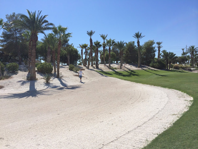 Golf in Las Vegas, Bali Hai Golf Club
