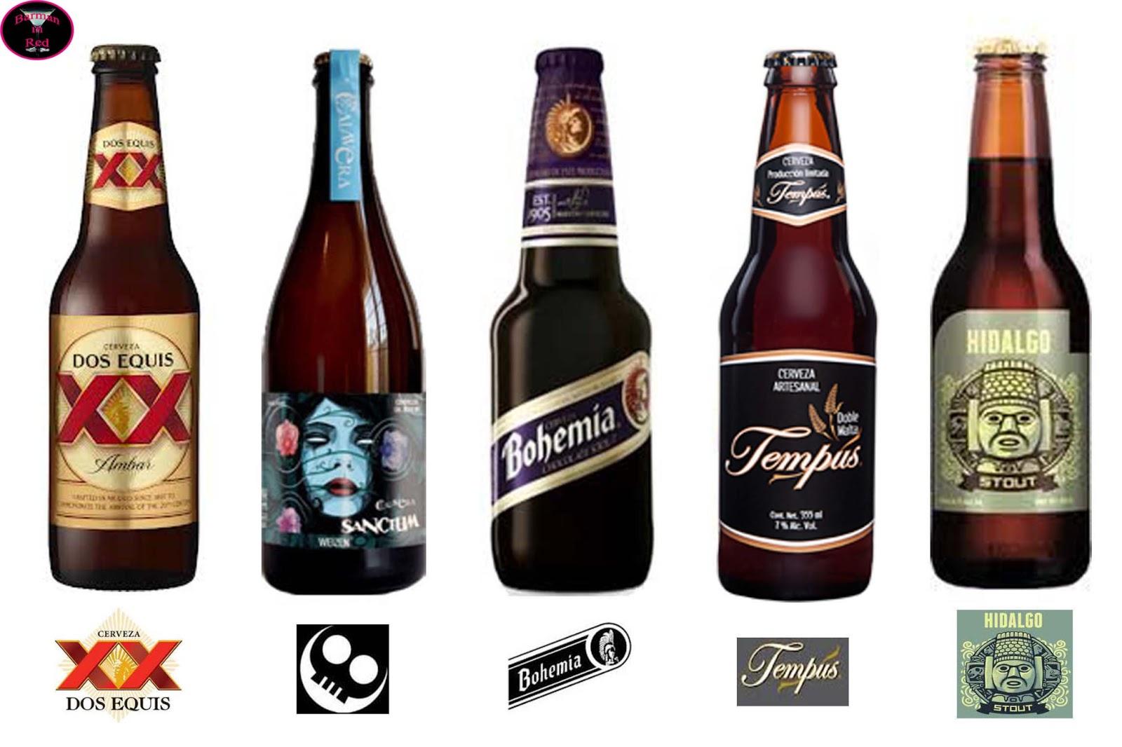 cervezas artesanas mexicanas