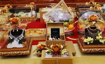 Persiapan Hantaran Pernikahan Dan Hantaran Pernikahan Adat Aceh (serahan)