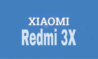 Cara Hard Reset / Factory Mode Lewat Recovery Pada XIAOMI Redmi 3X