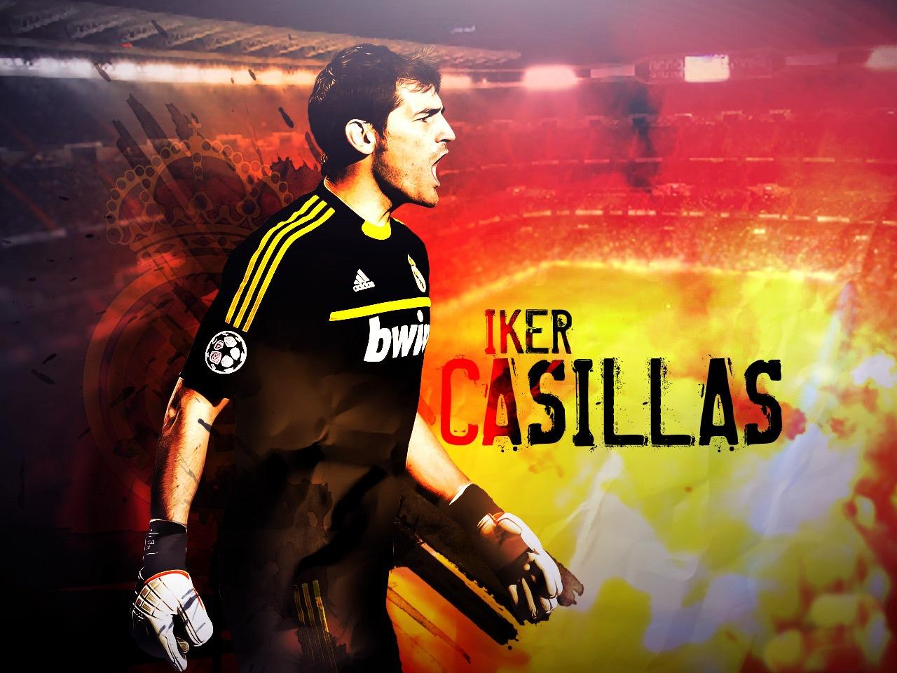 Hot Babes Single Iker Casillas Hd Wallpapers 2012-2013-7515