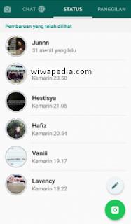 Cara Mudah Download Foto Video Status Whatsapp Tanpa Aplikasi