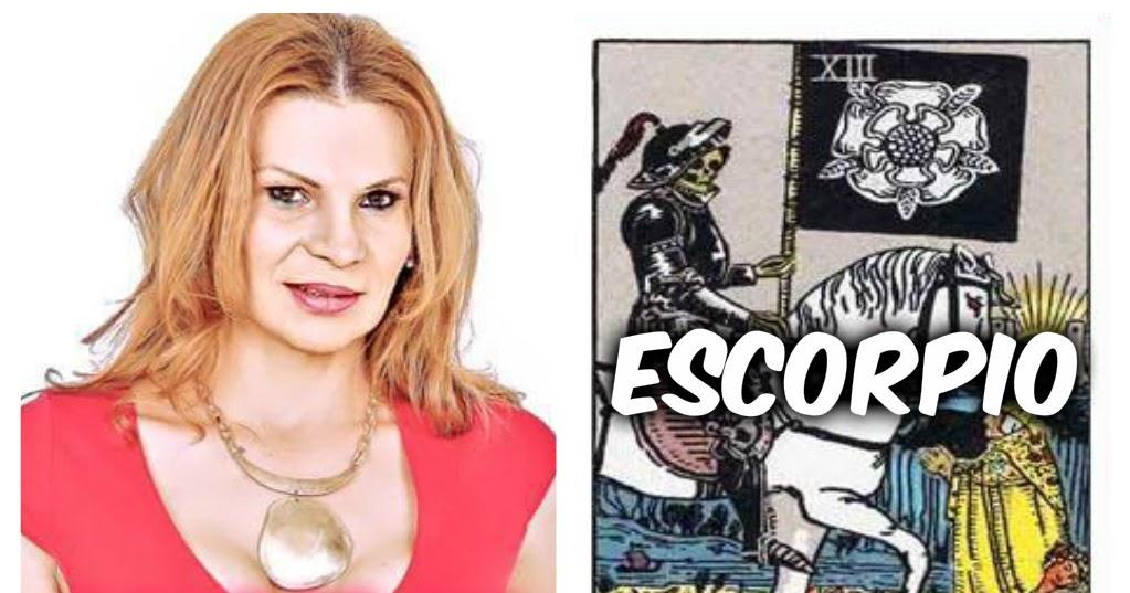 Tu arcano según tu signo zodiacal - ESCORPIO | Mhoni