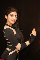 Pranitha Subhash in a skin tight backless brown gown at 64th Jio Filmfare Awards South ~  Exclusive 110.JPG